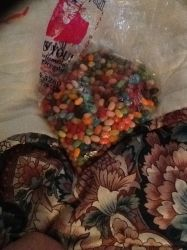 Jellie beans from seaside oregon by NeonCandyLights