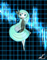Meloetta by Pokemonpassage
