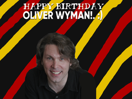Happy Birthday Oliver Wyman! by Nolan2001