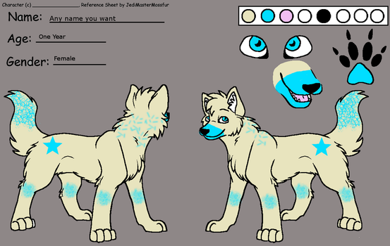 Wolf adoptable ~female~ (open) by WolvesVGriffins