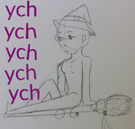 Witch ych by 2olluxCaptor13