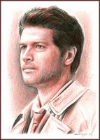 SPN - Castiel by Cataclysm-X