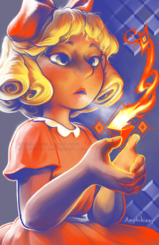 Paula Polestar - Earthbound Prints Set by Amphibizzy