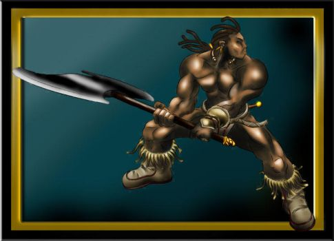 Colored_Barbarian_by_minkior by PlanetMark