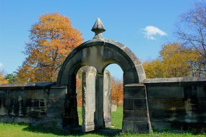 Harmonist Cemetery by GlassHouse-1