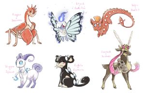 Pokemon Fusions 2