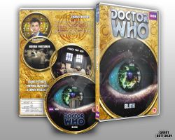 Doctor Who - Blink Custom DVD Cover by GrantBattersby