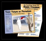 Sales Contest Self-Mailer by ecpowell