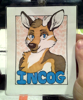 FM - Incog Badge by Rikkoshaye