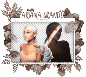 Pack Png 3815 - Ariana Grande by southsidepngs