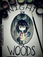 Night In The Woods by MeG404