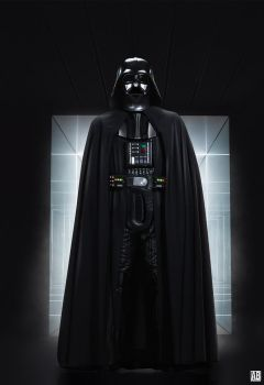 Darth Vader - Poster by ArtBasement