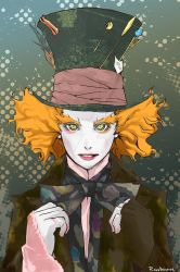 The Mad Hatter by Rousteinire