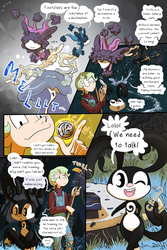 Chlorofields - Shake Off the Dust page 18 by Lumdrop