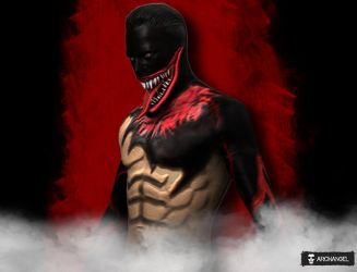 Finn Balor by MichaelHart527