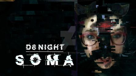D8 Night: SOMA title card by CallMeMina