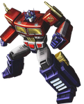 Optimus Prime G1 - Transformers Matrix by TransformersMatrix