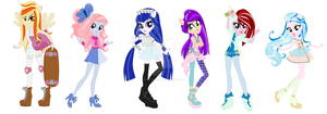 New characters. by LoveMonsterHigh123