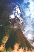 The Sorceress by 3D-Fantasy-Art