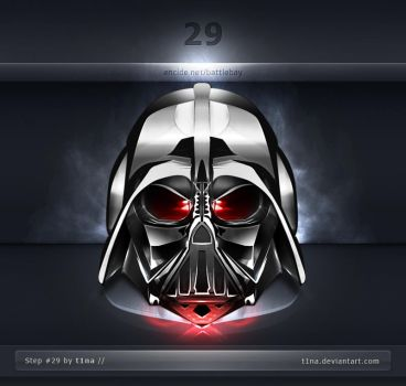 Darth vader interface - encide battlebay by t1na
