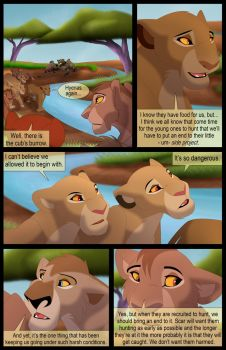 Scar's Reign: Chapter 2: Page 5 by albinoraven666fanart