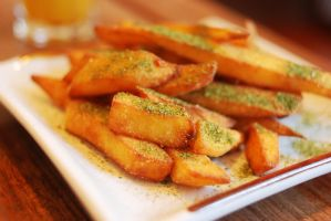 French fries by reiime