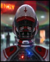 Medic droid A7 revisited by LMorse