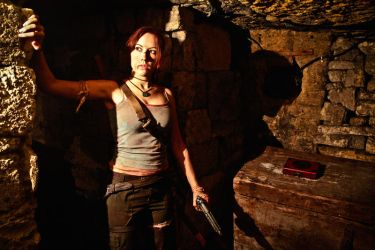 Lara Croft REBORN cosplay - found a new place by TanyaCroft