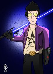 Travis Touchdown by CZProductions
