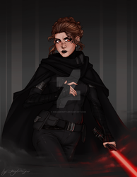 Sith Padme by NikaInfinity
