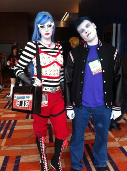 Monster High Cosplay by Stanice-on-wing