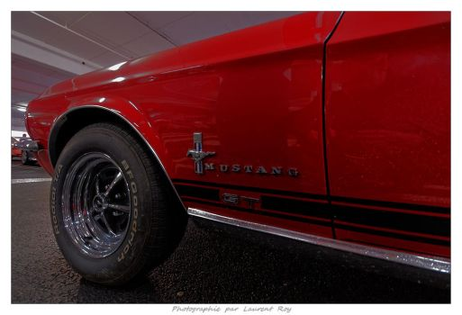 Mustang 390GT - 001 by laurentroy