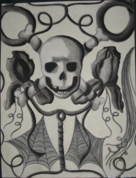 Macabre Charcoal by An-Ode-To-Maybe