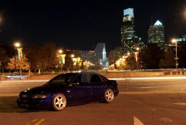 Audi A4 in Philadelphia 2 by Bigriverrr8967
