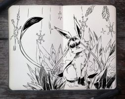 #283 Glaceon
