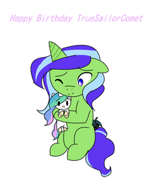 Truesailorcoment Birthday by Eveart13