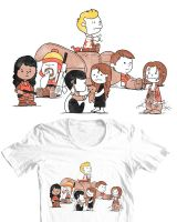 Firefly Shirt - soon available by annamariajung