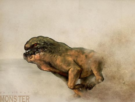 mons ter by orchid-fabric
