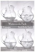 Waterworks Pack by lindowyn-stock