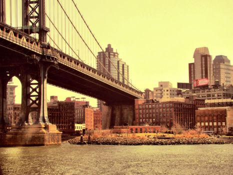 NY Bridge by Silentbobb83