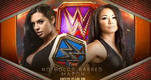 Kaitlyn vs Gail Kim by BLACKrangers123