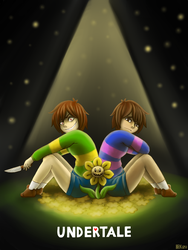 Undertale by kisuili