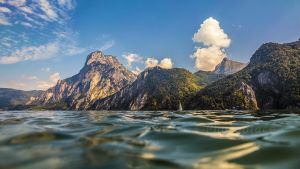 Traunsee 2 by photoplace