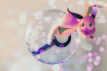 Eevee by wazzy88