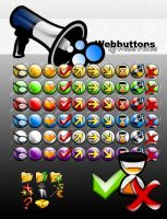 Buttons by Harc