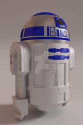 R2D2 update by Pharaoh-Hamenthotep