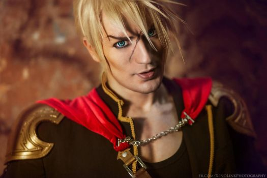 NINE - Final Fantasy Type-0 Cosplay by Leon Chiro by LeonChiroCosplayArt