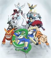 Pokemon: My Gen V Teams