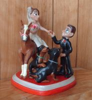 Special Cake Topper by NToonz