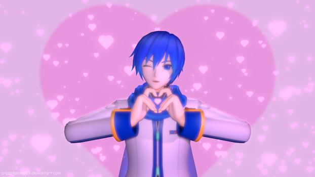 Kaito Hearts You by crazy4anime09